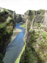 Fjaðrá Canyon