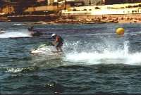 Jetski-Rennen in Estoril