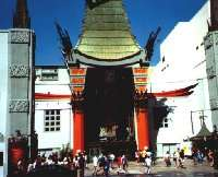 Manns Chinese Theatre, Hollywood