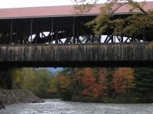 Saco River Bridge bei Conway