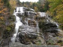 Silver Cascade im Crawford Notch SP