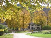 Indian Summer in West Arlington, Vermont
