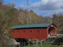 Bridge at the Green in West Arlington, Vermont