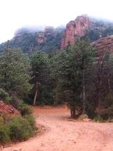 Schnebly Hill Road bei Sedona