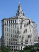City Hall, New York