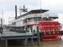 Mississippi Dampfer Natchez