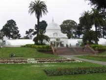 Conservatory of Flowers im Golden Gate Park, San Francisco