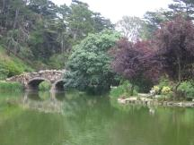 Stow Lake im Golden Gate Park in San Francisco