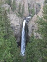 Tower Fall im Yellowstone NP