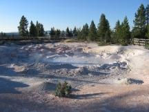 Fountain Paint Pot, Lower Geyser Basin, Yellowstone NP