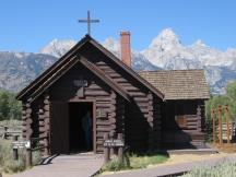 Chapel of the Transfiguration, Grand Teton NP