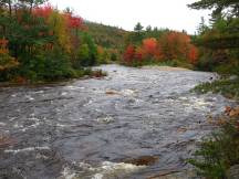 Swift River in den White Mountains, NH