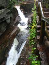Sabbaday Falls am Kancamagus Highway