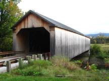 Sanderson Bridge bei Brandon, VT