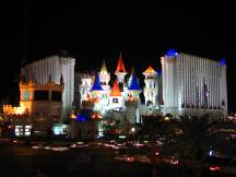 Hotel Excalibur am Strip in Las Vegas