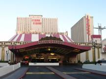 Hotel Circus Circus am Strip in Las Vegas