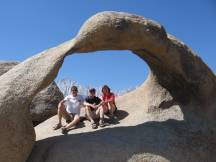Mobius Arch in den Alabama Hills