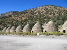 Wildrose Charcoal Kilns in den Panamint Mountains, Death Valley NP