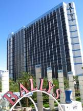 Hotel Bally's am Strip in Las Vegas
