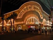 Golden Nugget in der Fremont Street, Las Vegas Downtown