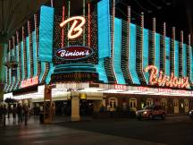Binion's Horseshoe in der Fremont Street, Las Vegas Downtown
