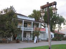 Robinson Rose House, Old Town in San Diego