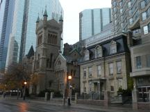 St. Andrews Church an der Simcoe St in Toronto