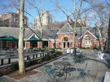 Tavern on the Green im Central Park in New York