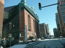 Harold Washington Library in Chicago, IL