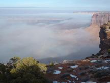 Grand View Point Overlook im Canyonlands NP