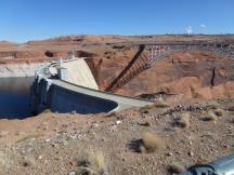Glen Canyon Dam bei Page