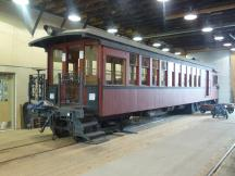 Miles Canyon Historic Railway Society - Museum an der Front St