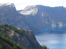 Cloudcap Overlook im Crater Lake NP