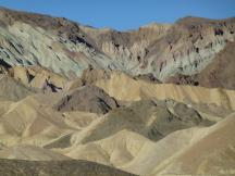 Twenty Mule Team Canyon im Death Valley NP