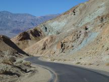 Artists Drive, Death Valley NP